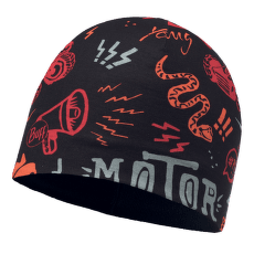 Microfiber & Polar Hat Junior (115505) REBEL BLACK