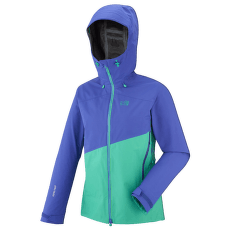 Elevation GTX Jacket Lady (MIV7788) PURPLE BLUE/DYNASTY GREEN