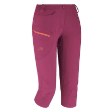 Trekker Stretch 3/4 Pant Women VELVET RED