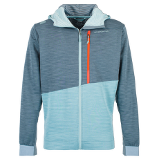 Training Day Hoody Men Slate/Stone Blue