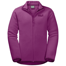 Arctic Wolf Fleece Girls dark peony 2105
