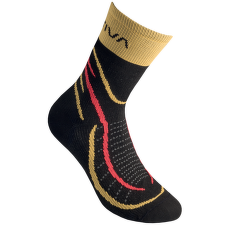 Sky Socks Black/Yellow (Black Yellow)