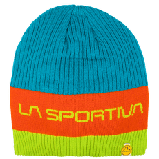 Beta Beanie Tropic Blue/Apple Green