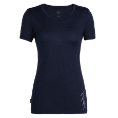 Tech Lite SS Low Crewe Panax Women Midnight Navy
