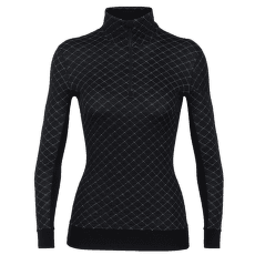 Affinity Thermo LS Half Zip Women Black001