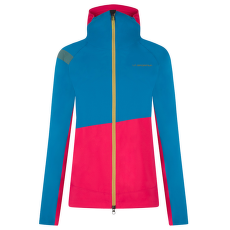 Thema Gtx Jacket Women Neptune/Orchid