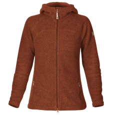 Kaitum Fleece Women Autumn Leaf