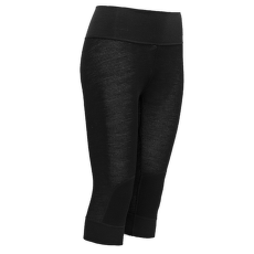 Wool Mesh 3/4 Long Johns Women (151-147) 960A CAVIAR