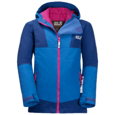 SNOWSPORT JACKET KIDS coastal blue 1201