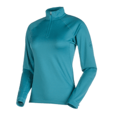 Illiniza Zip Pull Women (1041-05740) aqua 5009