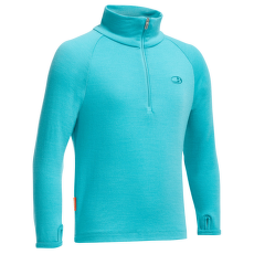 Compass LS Half Zip Girl Aquamarine/Alpine