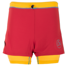 Vibe Short Women Berry/Yellow