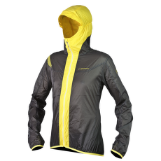 Oxygen Evo Windbreaker Jacket Men (J58) GREY/YELLOW