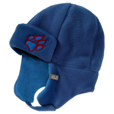 Paw Ear Hat Kids royal blue 1505