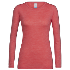 Sphere LS Low Crewe Women Poppy Red Hthr