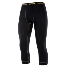 Wool Mesh 3/4 Long Johns Men (152-149) 950 BLACK
