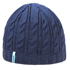 A110 Knitted Beanie 108 navy