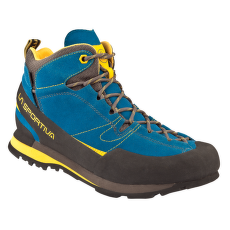 Boulder X Mid Blue/Yellow