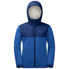 Navajo Mountain Fleece Kids coastal blue 1201