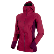Aenergy IN Hooded Jacket Women 3509 beet-grape-beet