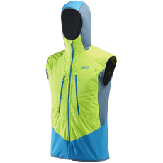 Extreme Rutor Alpha Compo Vest Men ACID GREEN/TEAL BLUE