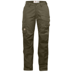 Barents Pro Trousers Curved Women Dk.Olive-Dk.Olive