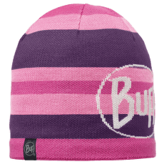 Knitted & Polar Hat (111006) PLUM