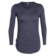Solace LS Scoop Women Midnight Navy Hthr