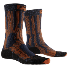 Trek Pioneer Socks Blue-Crimson Red