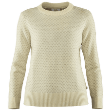 Övik Nordic Sweater Women Chalk White