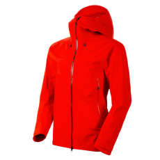 Crater HS Hooded Jacket Men Spicy