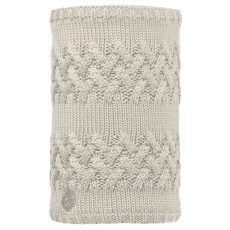 Knitted & Polar Neckwarmer (113349) GREY CASTLEROCK