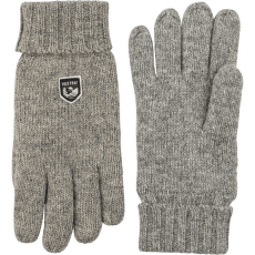 Basic Wool Glove Grey