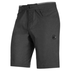 Massone Shorts Men (1023-00020) black mélange 0033