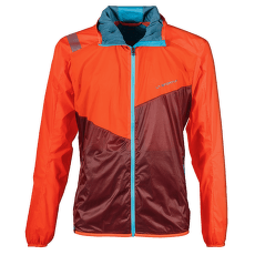 Joshua Tree Jacket Men TANGERINE/CARDINAL RED