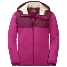 Navajo Mountain Fleece Kids fuchsia 2047