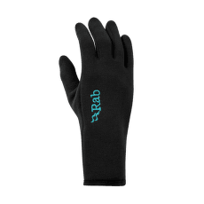 Power Stretch Contact Glove Women Black