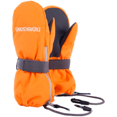 Biggles Zip Mitten 2 Kids 156 BRIGHT ORANGE