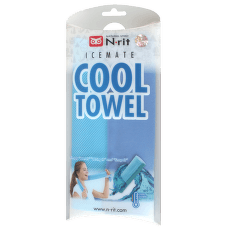 Cool Towel Twin BLUE/BLUE