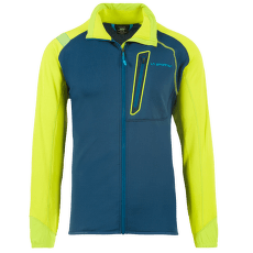 Shamal Jacket Men Opal/Apple Green