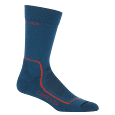 Hike+ Lite Crew Men PRUSSIAN BLUE/Midnight Navy/CHILI RED