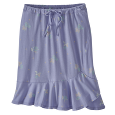 Alpine Valley Skirt Women Wattleseed: Light Violet Blue