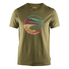Classic HK T-Shirt Men Green