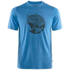 Abisko Wool Fox SS Men UN Blue
