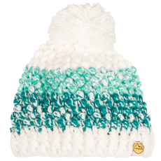 Terry Beanie Mint/Emerald