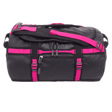 Base Camp Duffel - XS (CWW4) TNF BLACK/LUMINOUS PINK