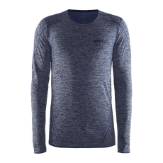 Active Comfort Tee RN LS Men B392 Thunder