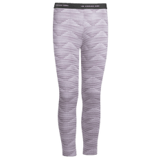 Oasis Leggings Diamond Line Kids Silk Hthr/Eggplant