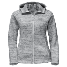 Aquila Hooded Jacket Women grey haze 4650