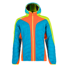 Hyperspace Jacket Men Tropic Blue/Pumpkin